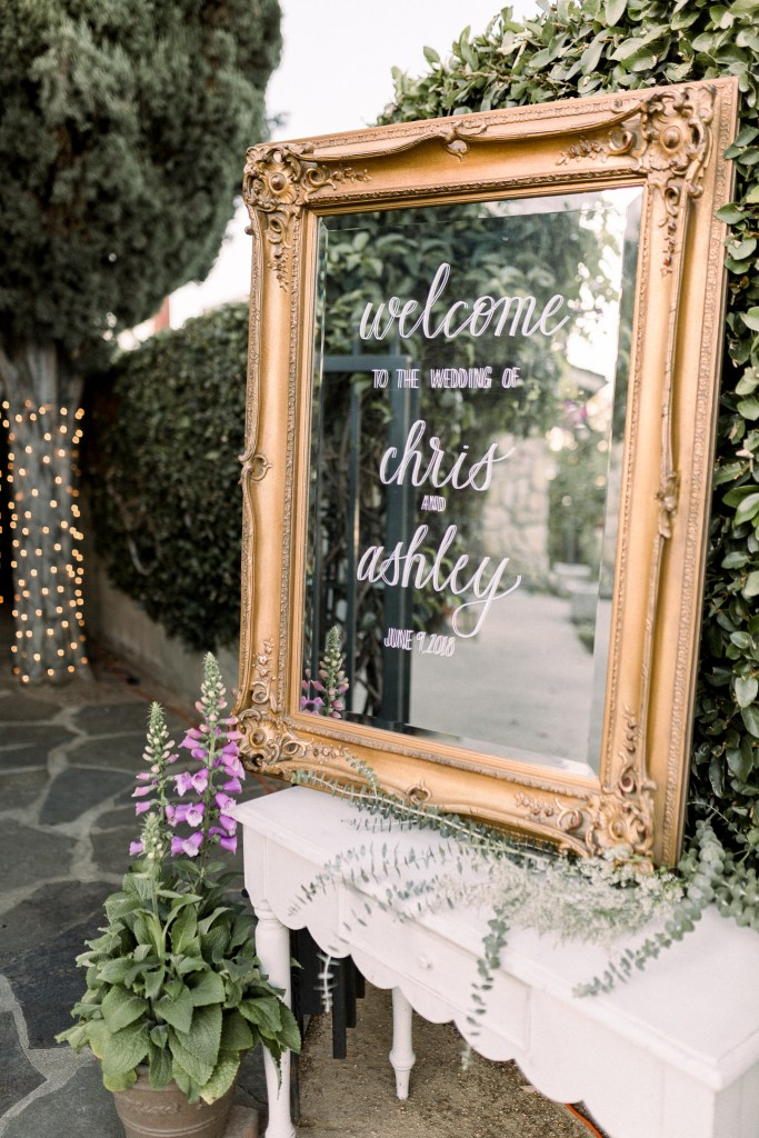 Wedding Calligraphy, Orange County Wedding Photographer, Stephanie Weber Photography. - stephanieweberphotography.com
