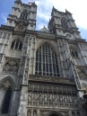 Facade of Westminster Abbey