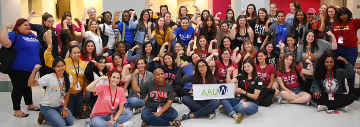 Reflections on the National Conference for College Women Student Leaders (NCCWSL) 2017