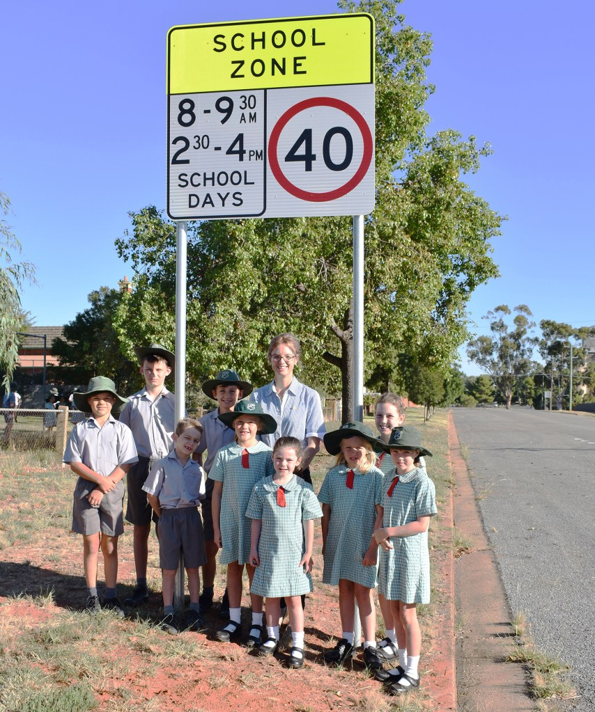 Cootamundra Electorate goes Back to School