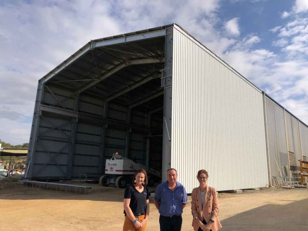 Leading Grain Systems Manufacturer to Expand in Young