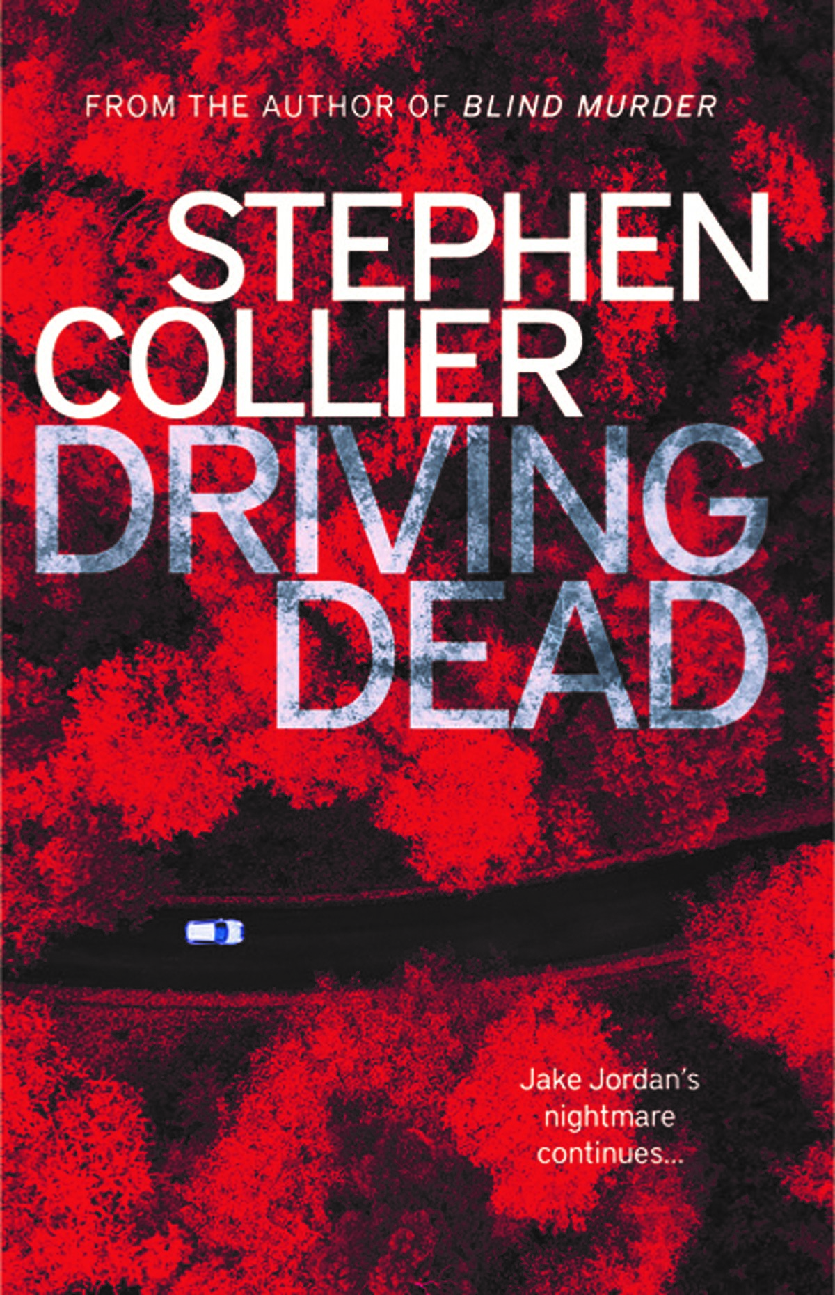 driving dead book cover reveal