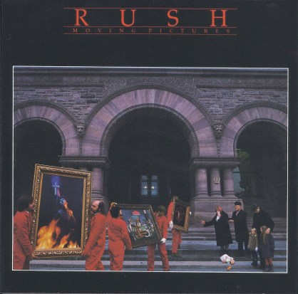 """Moving Pictures"" - Rush"