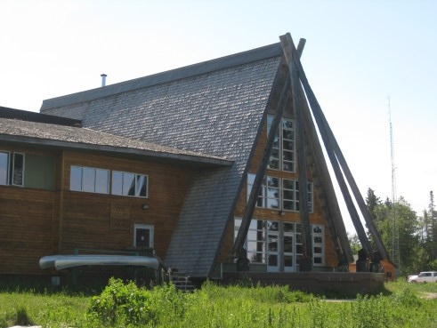 The Moose Factory Eco-Lodge