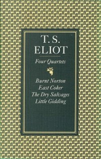 The cover of Eliot's Four Quartets