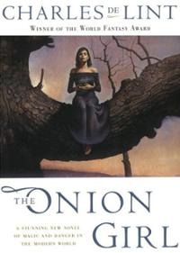 The cover of De Lint's Onion Girl