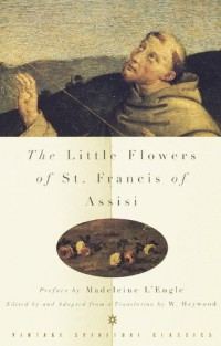 The cover of The Little Flowers of St. Francis