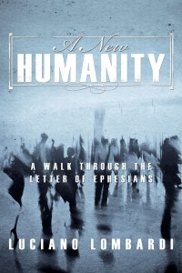 The cover of Lombardi's A New Humanity