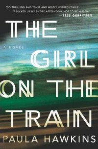 The cover of Hawkins' The Girl on the Train