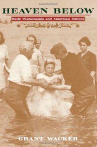 The cover of Wacker's Heaven Below