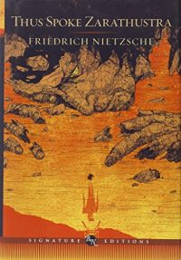 The cover of Nietzsche's Thus Spoke Zarathustra