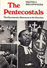 The cover of Hollenweger's The Pentecostals