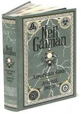 The cover of Neil Gaiman's American Gods / Anansi Boys omnibus