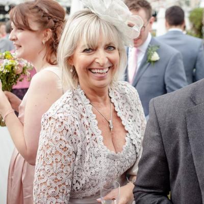 Norfolk wedding photographer – mother of the bride