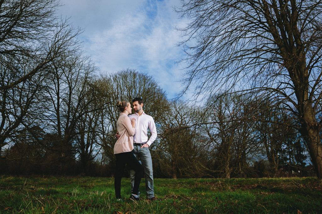 Norfolk wedding photographer slideshow engagement