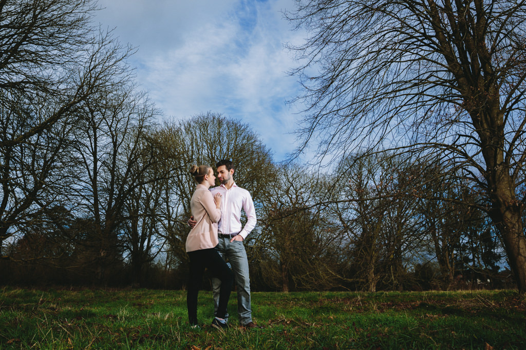 Norfolk wedding photographer slideshow engagement