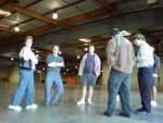 Closing Calsonic in Irvine