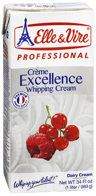 Excellence whipping cream 35,1%