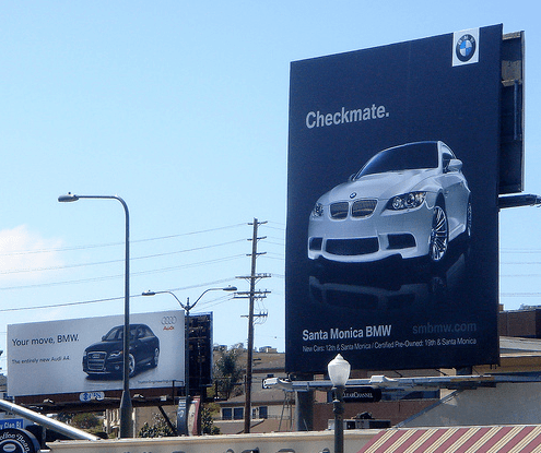 Well played BMW, well played.