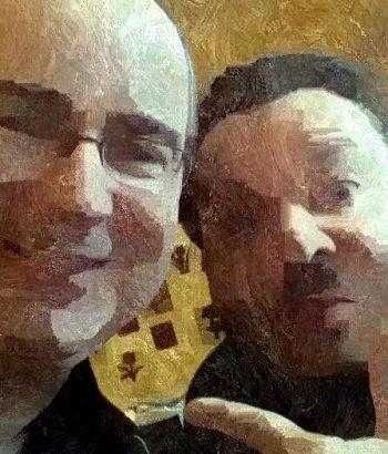 Steve and Jeffrey Zeldman