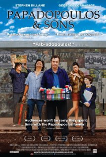 independent feature film Papadopoulos & Sons movie poster