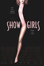 Movie poster for Showgirls