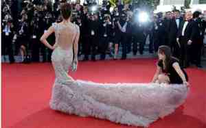 Red carpet at Cannes Film Festival