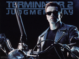 Terminator 2 is a Hollywood sequels