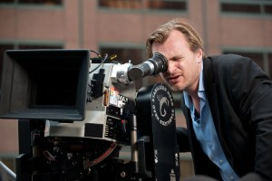 Christopher Nolan is a writer-director