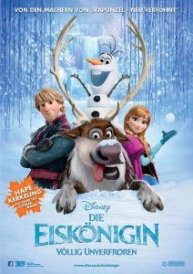 German Frozen poster