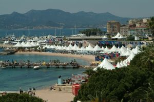 Cannes village
