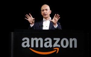 Amazon boss
