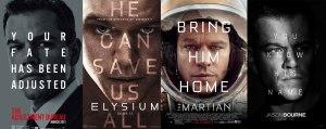 Matt Damon posters