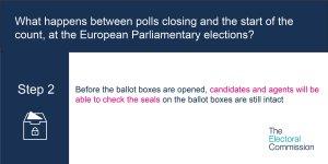 The Electoral commission EU votes step 2