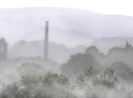 Carleton through the mist