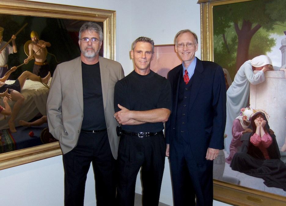 TRIAD: Three American Painters, Dallas