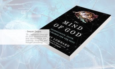 The Mind of God: Neuroscience, Faith, and a Search for the Soul (Dr. Jay Lombard, 2017) NOTES