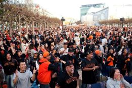 San Francisco Giants Fans Are #1