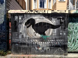 On Valenica St., Mission District