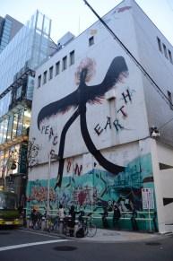 Street Art in Dotonbori