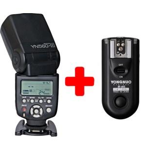 YN 560III and YN RF 603