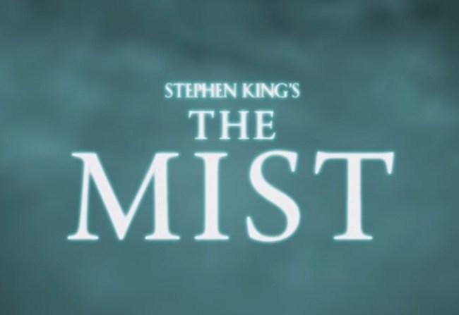 The Mist: Okezie Morro en la cabina de sonido