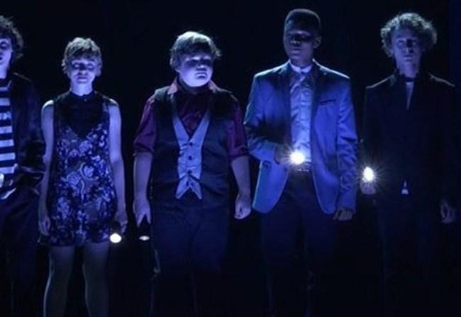 IT: El elenco se divierte