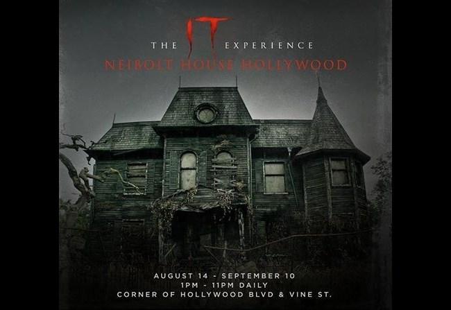 IT: La casa de la calle Neibolt