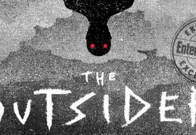 The Outsider: la portada