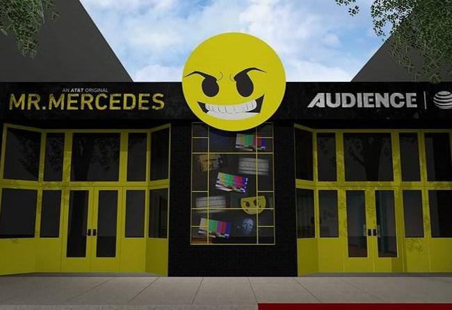 Mr. Mercedes en la San Diego Comic-Con 2018