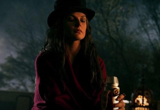Rebecca Ferguson en una nueva imagen de Doctor Sleep