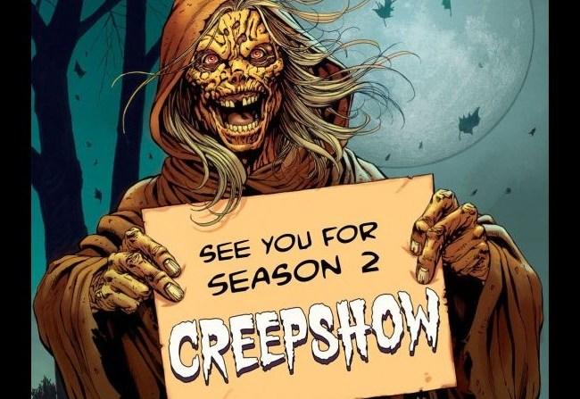 Creepshow Temporada 2: Se va completando el elenco