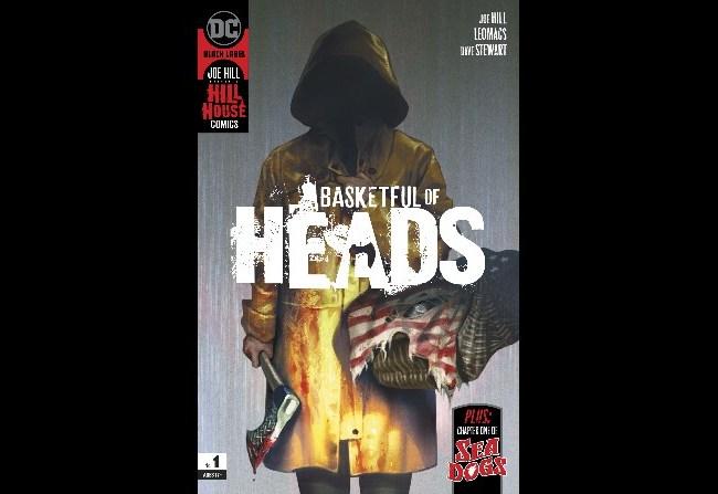 Hill House Comics: Basketful of Heads