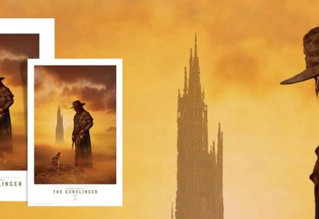 Suntup Press anuncia «The Gunslinger», de Steve Stone